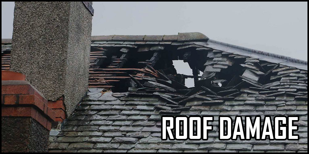 roof damage we buy houses